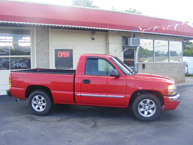 2003 GMC Sierra 1500 Cloth Buckets