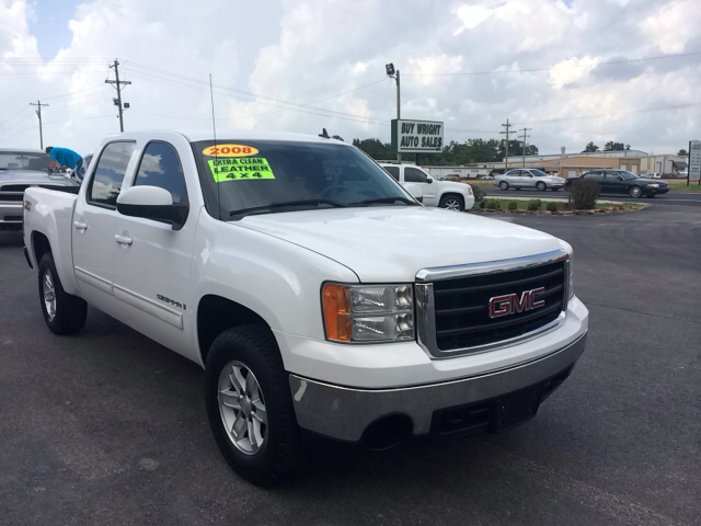 2008 GMC Sierra 1500 2WD Ext Cab Manual