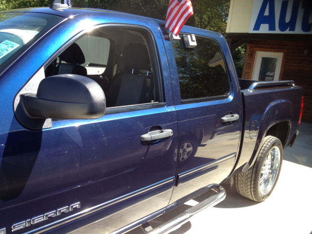 2009 GMC Sierra 1500 Slt-2nd Bench-4wd-sunroof-6 CD BOSE