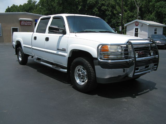2001 GMC Sierra 2500 Regular-long-laramie-5.9l Diesel 325hp Motor-4wd-n