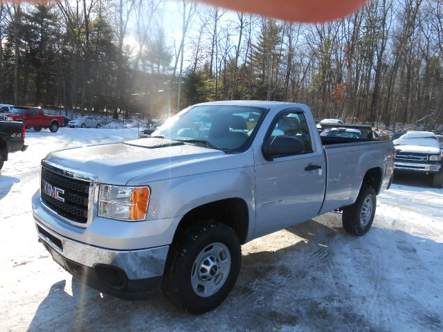 2012 GMC Sierra 2500 SV AWD Premium Package
