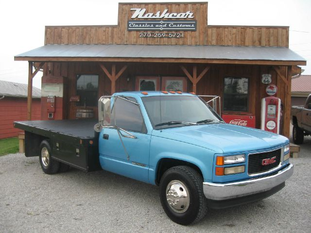 1993 GMC Sierra 3500 Unlimited 4WD