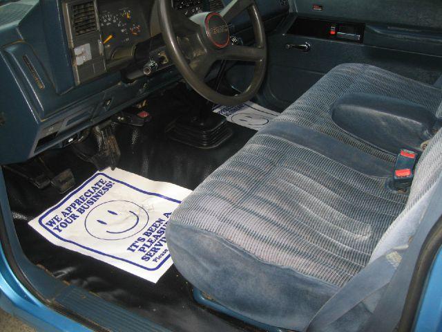 1993 GMC Sierra 3500 Unlimited 4WD