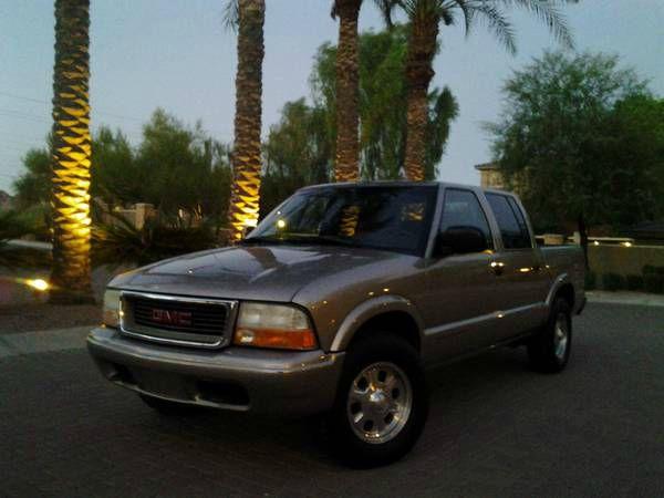 2002 GMC Sonoma 4dr Sdn LS 3.0L Auto