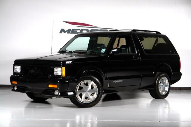 Gmc Typhoon 1992 gmc typhoon photos