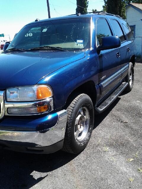 2003 GMC Yukon CREW CAB XLT Diesel