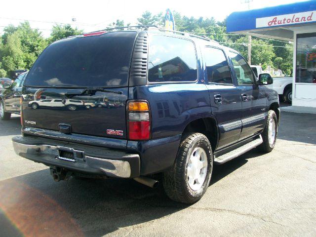 2005 GMC Yukon Ram 3500 Diesel 2-WD
