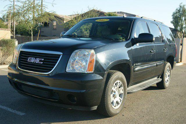 2007 GMC Yukon ZX3 SES
