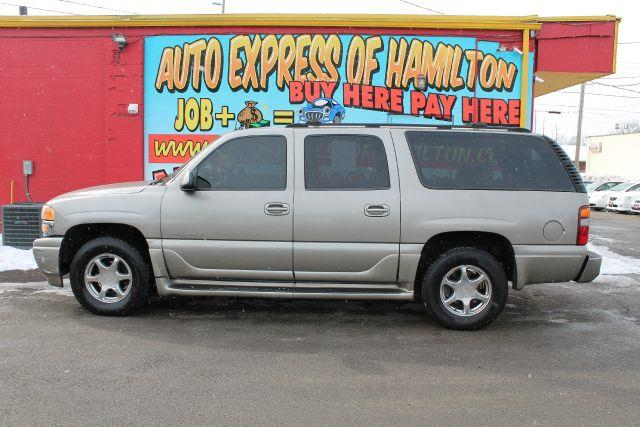 2002 gmc yukon xl for sale
