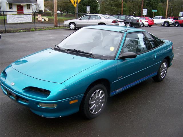 1992 Geo Storm SLT1