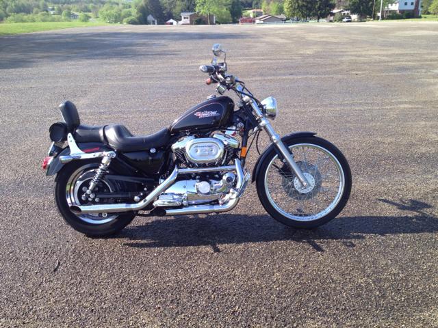 1998 Harley Davidson 1200 SPORTSTER