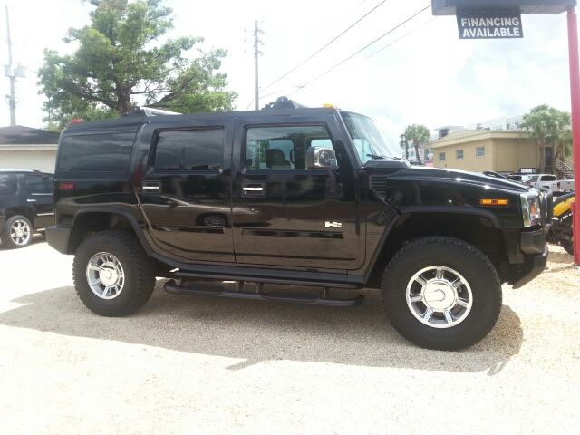 2003 Hummer H2 T6 AWD Leather Moonroof Navigation