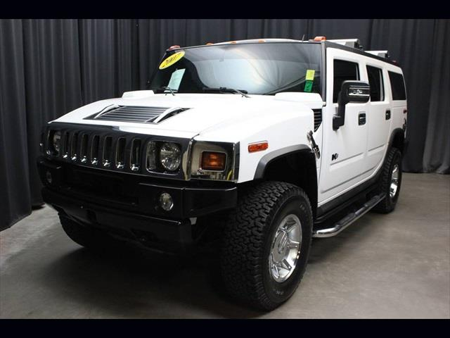 2007 Hummer H2 4dr 2.9L Twin Turbo AWD SUV