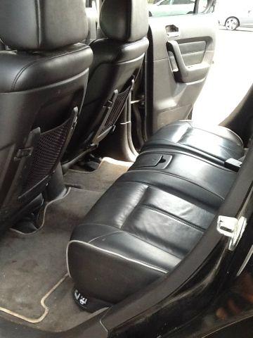 2007 Hummer H3 Crew Cab Amarillo 4X4