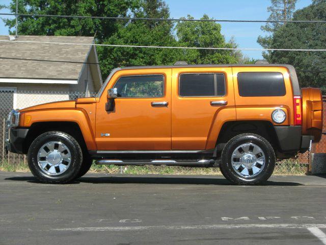 2007 Hummer H3 Wagon SE