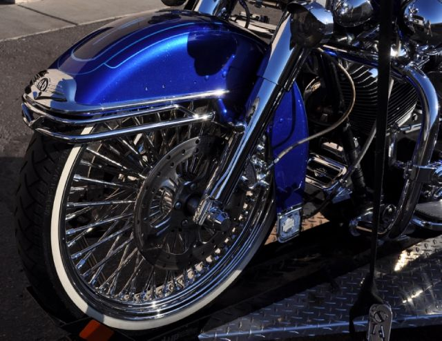 2008 Harley Davidson Road King 14 Box MPR