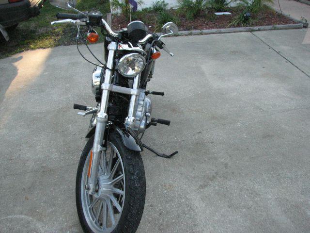 2008 Harley Davidson SPORTSTER Adventure 4X4