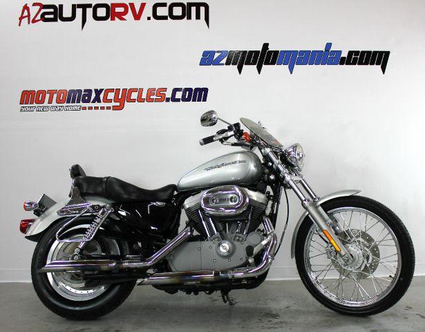 2005 Harley Davidson XL883C Sportser 883 Custom