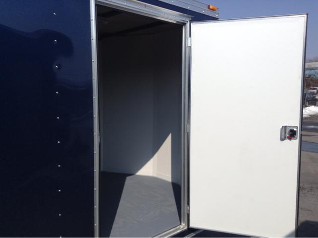 2014 Haulmark Transport 7x16 V-Nose Custom 1600 Down