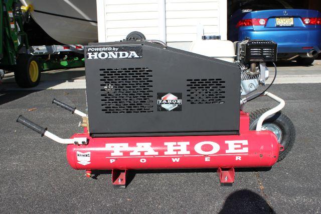 2014 Honda AIR COMPRESSOR