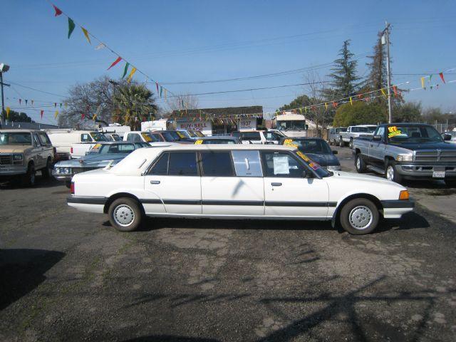 Limousine For Sale >> Honda Accord LImo 1985 jhmad7438fc006303 Photos