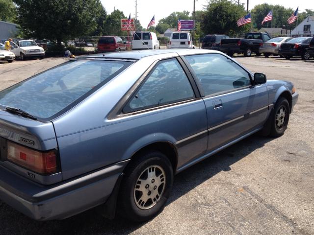 1987 honda accord s sedan under full factory warranty for Honda factory warranty