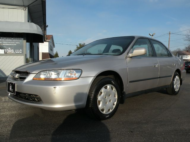 1999 Honda Accord GTC