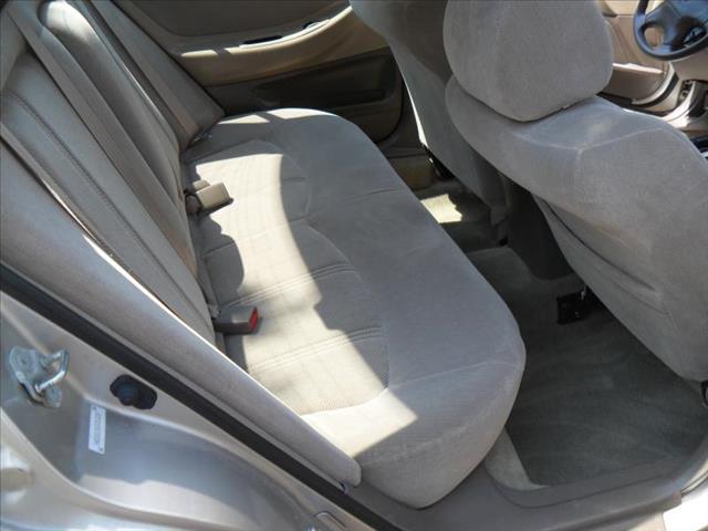 1999 Honda Accord SES Flex Fuel