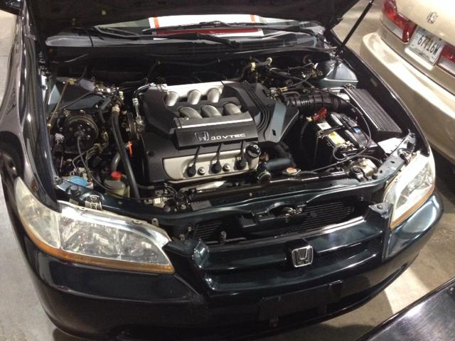 1999 Honda Accord LS 2WD