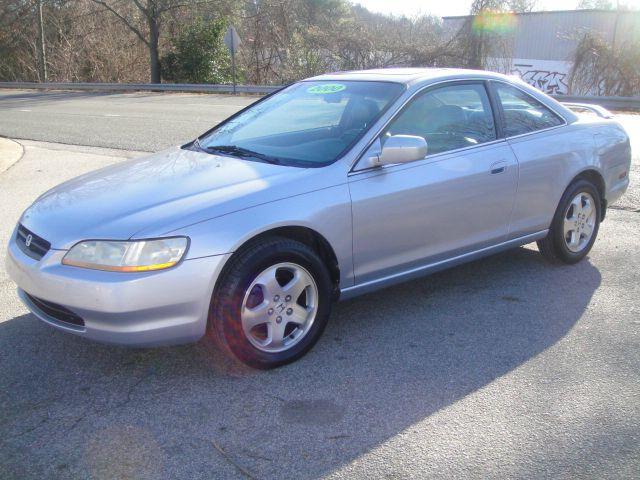 2000 Honda Accord I W/sat/nav AWD