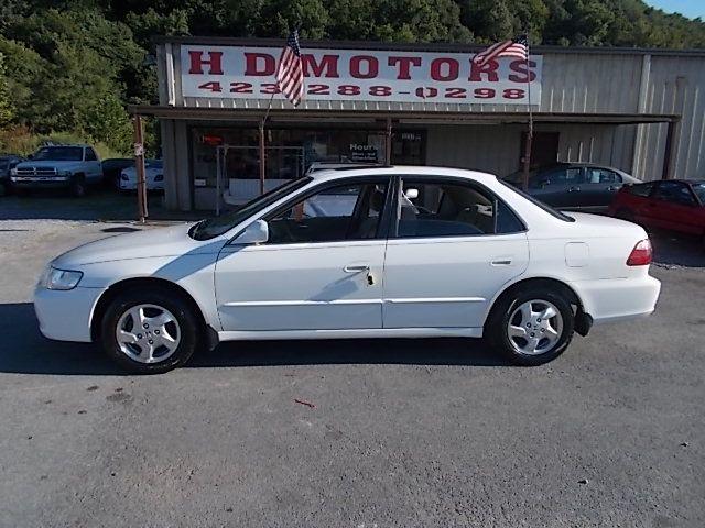 2000 Honda Accord ZQ8 LS