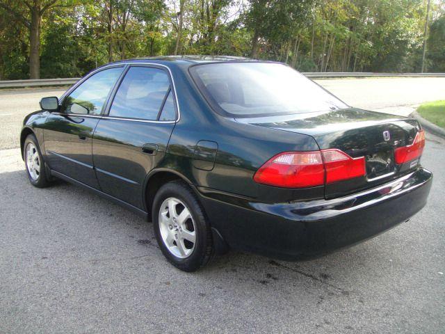 2000 Honda Accord X
