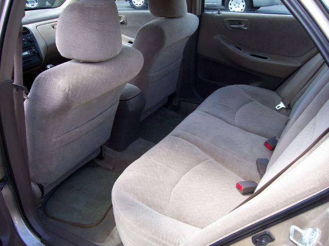 2001 Honda Accord EXT CAB 134.0 WB 2WD LT1