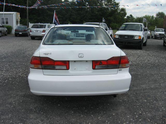 2001 Honda Accord 2.0T Quattro AWD