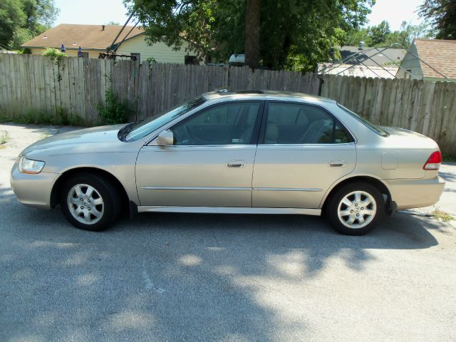 2001 Honda Accord 2.0T Quattro AWD
