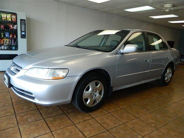 2001 Honda Accord ZQ8 LS