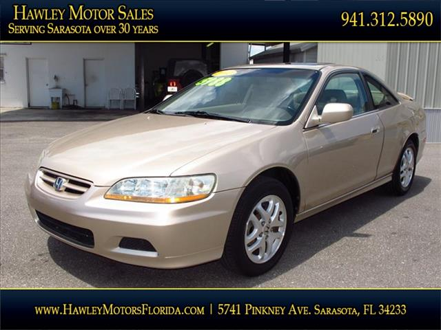 2002 Honda Accord Premium Value Choice 4wd Details Sarasota Fl 34231
