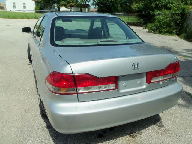 2002 Honda Accord 2.0T Quattro AWD