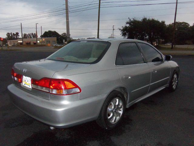 2002 Honda Accord 2.0T Quattro AWD