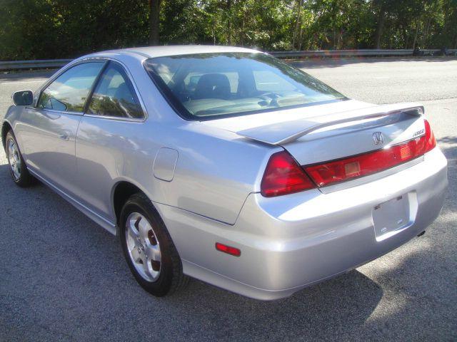 2002 Honda Accord 4DR SE
