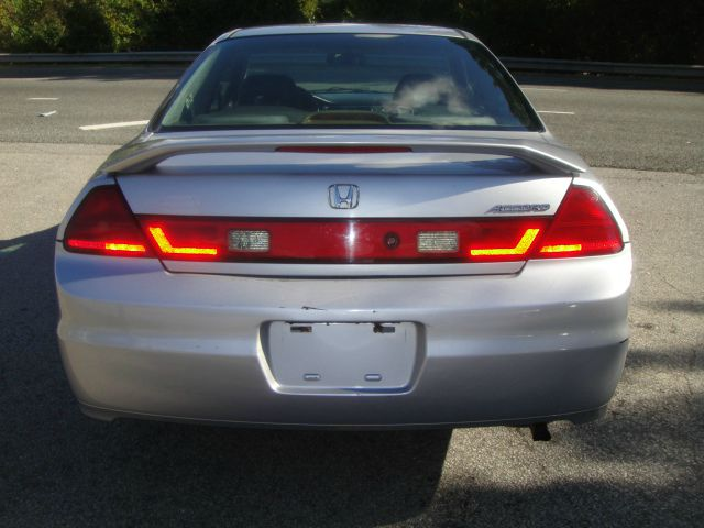 2002 Honda Accord 4DR SE