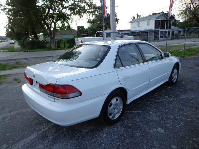2002 Honda Accord Komfort SUV