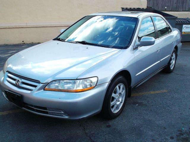 2002 Honda Accord Elite,nav,moon,dvd,chrome Wheels