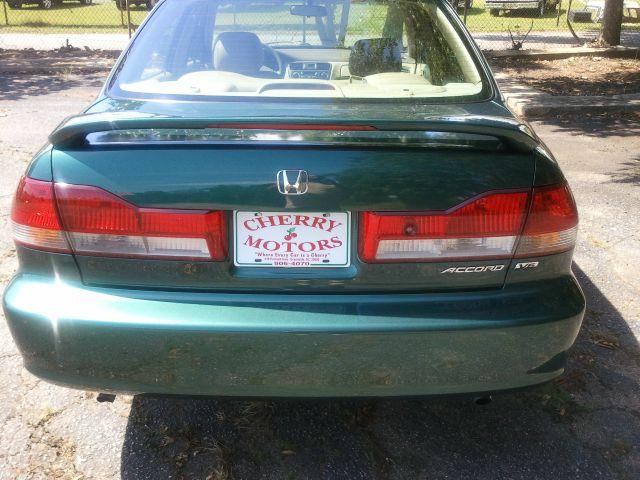 2002 Honda Accord WRX Premium 4-door