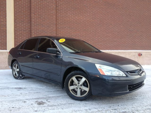 2003 Honda Accord SLT Reg Cab