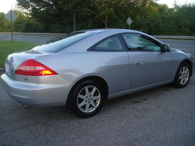 2003 Honda Accord Fleet RWD