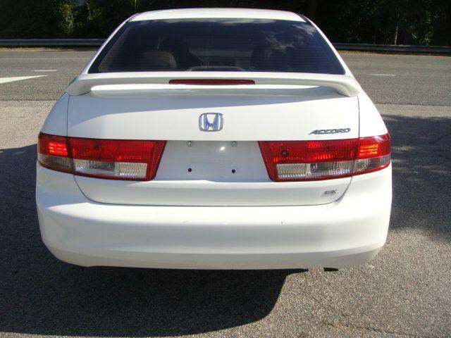 2003 Honda Accord 3.5L RWD