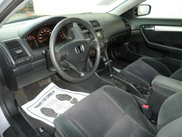 2003 Honda Accord 2dr Reg Cab 120.5 WB