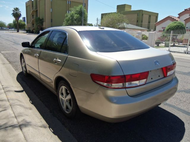 2004 Honda Accord 3.5L RWD