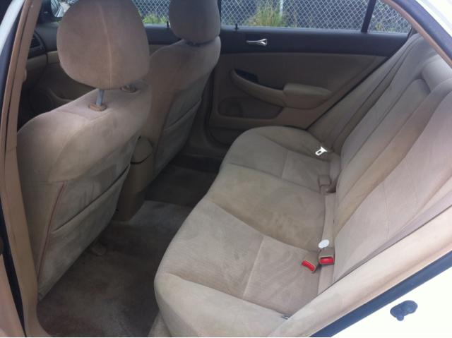 2004 Honda Accord 2dr Reg Cab 120.5 WB